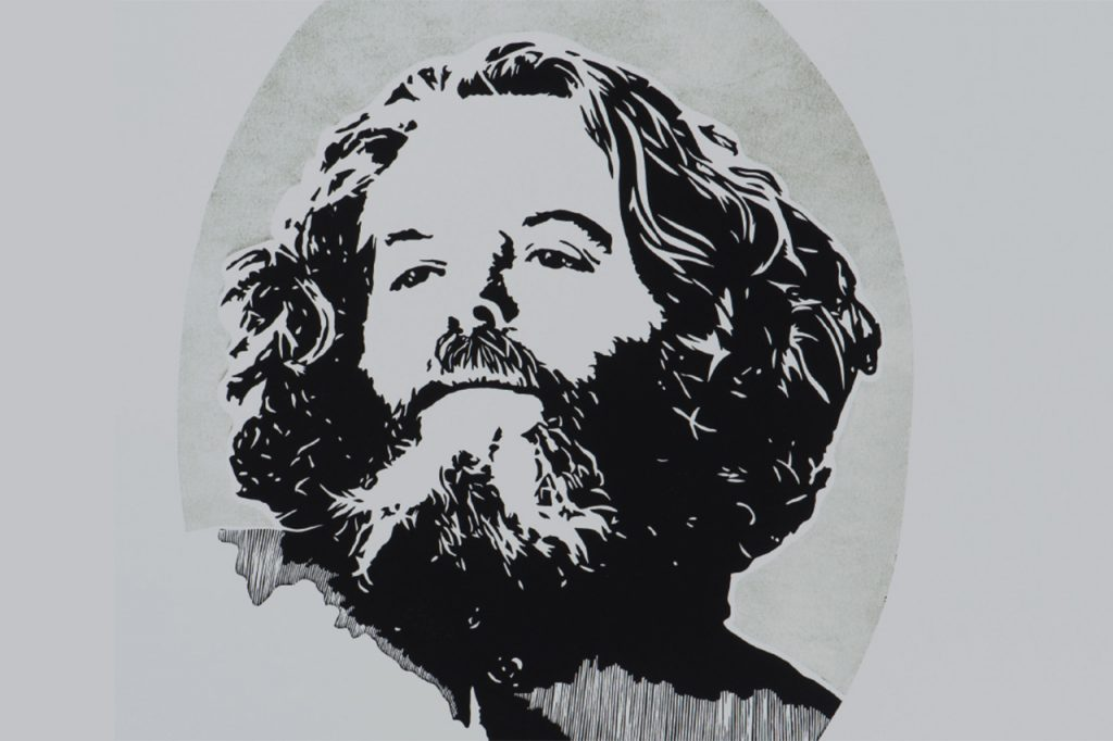 Beards, Stamps and Books Clayton Tremlett