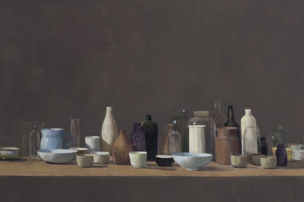 06.03.2021 – Art Preview: David Moore – Quiet Reflection $20.00