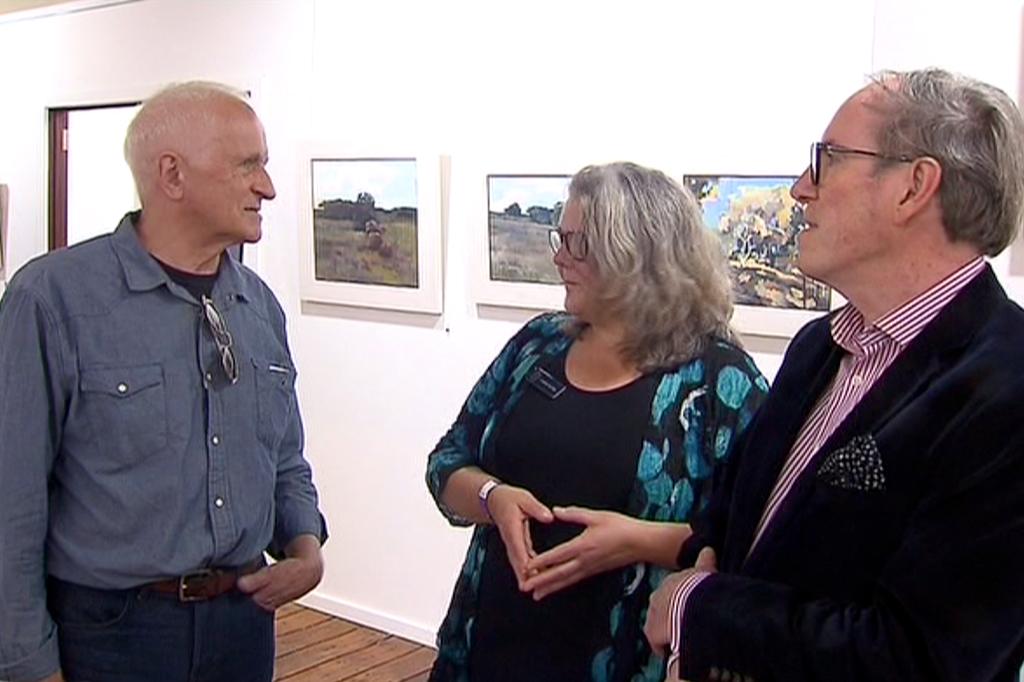 David Moore – Quiet Reflection Exhibition Video